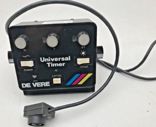 Devere 504 / 203 etc Universal Timer with standard circular stabiliser connector